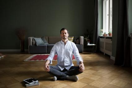 Start With Meditation