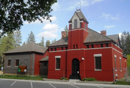 Kootenai County Jail Museum