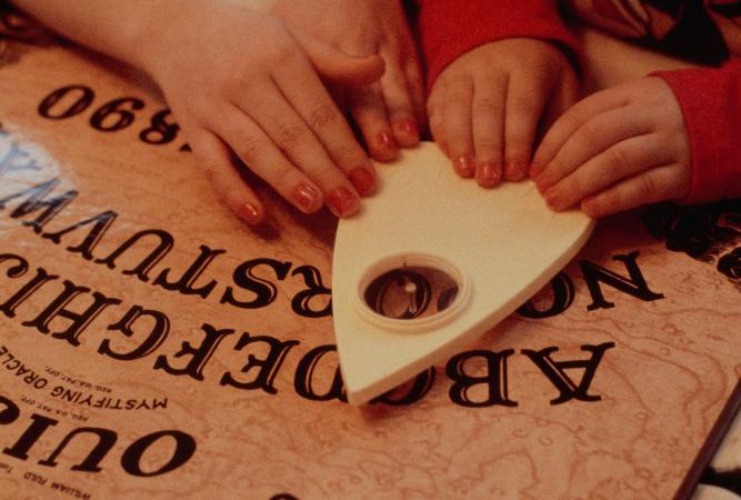 Questions You Should Never Ask a Ouija Board | LoveToKnow
