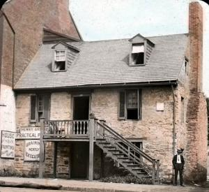 Old Stone House, 3051 M Street in Georgetown