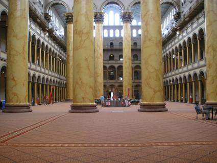 National Building Museum, 401 F Street