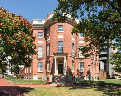 Octagon House, 1799 New York Ave NW