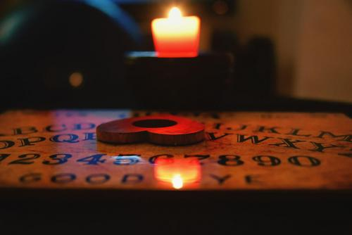 Unwritten Rules of Ouija and Spirit Boards