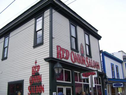 Red Onion Saloon, Skagway, Alaska