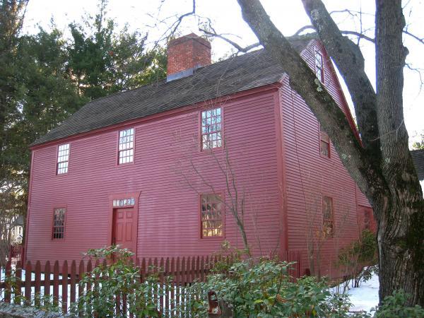 Noah Webster House in West Hartford