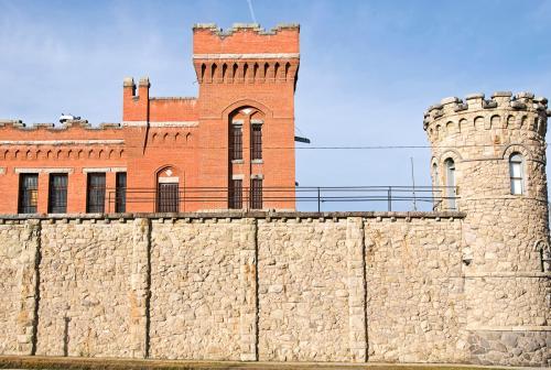 Old Montana Prison