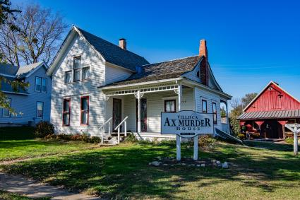 The Villisca Ax Murder House, Villisca