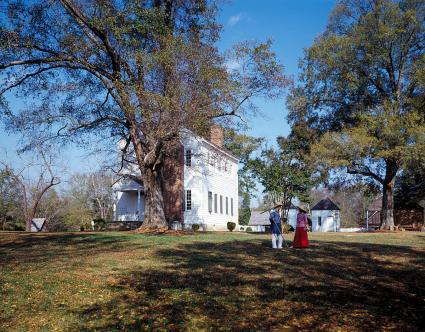 Latta Plantation, Huntersville