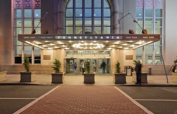 Penn Station, Newark, New Jersey
