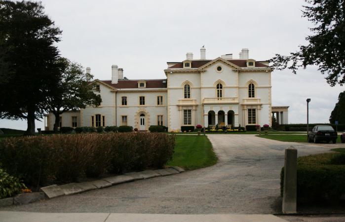 Astors Beechwood Mansion