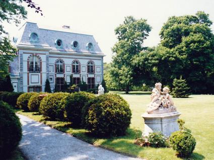 Belcourt Castle, Newport RI