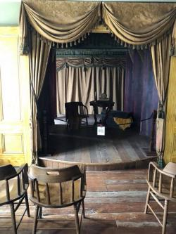 Theater in Whaley House