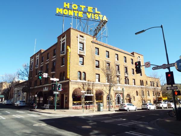 Flagstaff Monte Vista Hotel
