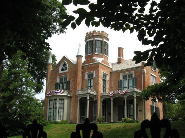 The Castle in Marietta Ohio