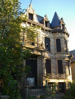 Hannes Tiedemann House in Cleveland, Ohio