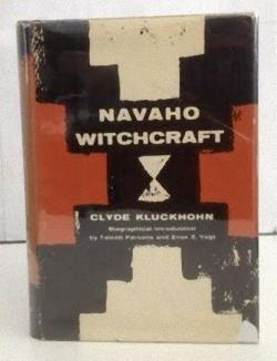 Navaho Witchcraft by Clyde Kluckhohn