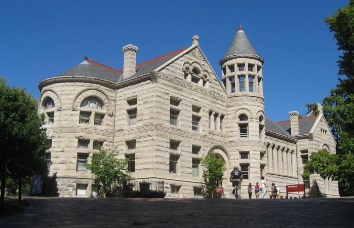 University of Indiana at Bloomington