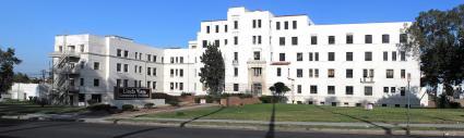 Front of Linda Vista Community Hospital