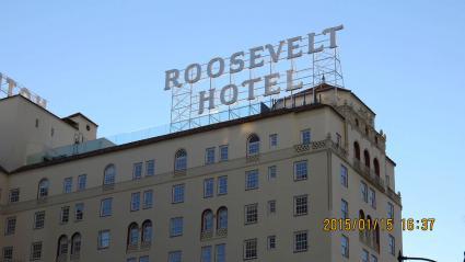 Hollywood Roosevelt, Los Angeles, CA, USA