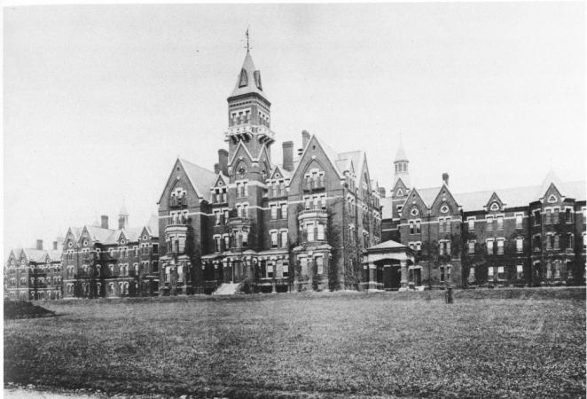 Danvers State Hospital, Massachusetts