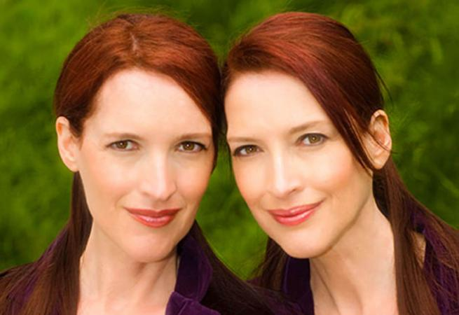 Linda and Terry Jamison, the Psychic Twins