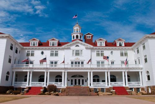 Stanley Hotel in Estes Park, CO