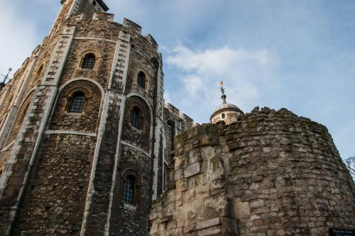 Tower of London closeup