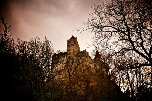 Bran Castle (Dracula's Castle) in Romania
