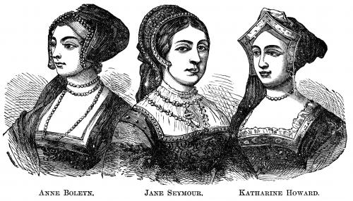 Wives of King Henry VIII