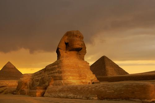Great Sphinx in Egypt