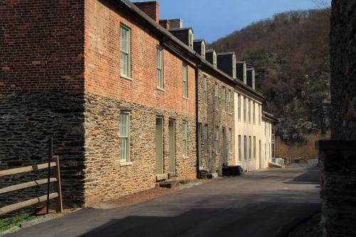 Harpers Ferry structures