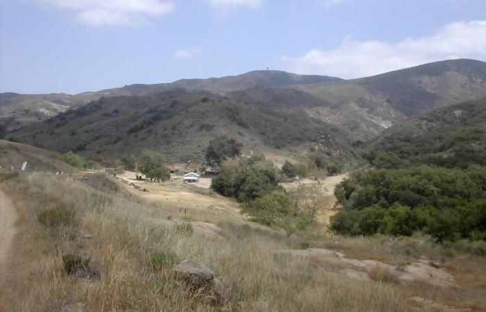 Black Star Canyon Indian Village Site