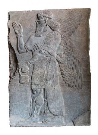Anunnaki god
