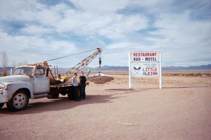 Little A'Le'Inn Sign