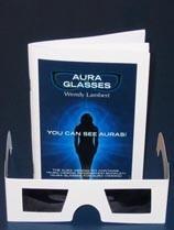 Aura glass and companion book