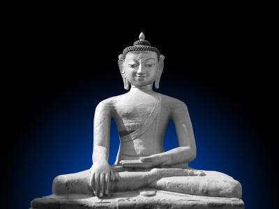 Hindu Buddha Statue