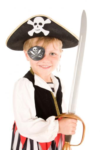 Pirate Party Items