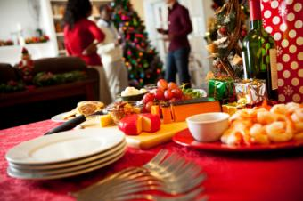 Low Fat, Low Carb Holiday Party Recipes