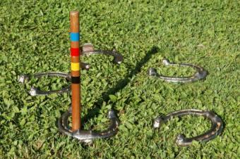 Game of horseshoes