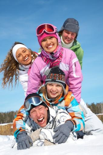 Winter Sports Party