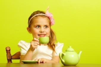 Tea manners