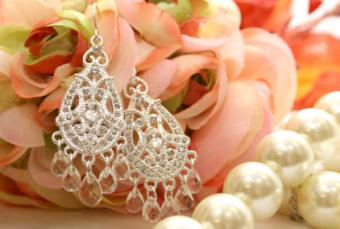 Gift of earrings