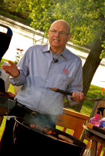 John Drengenberg, Consumer Safety Director for UL