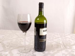 Remember proportions when serving wine at your party