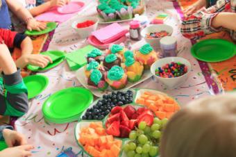 Kids' Party Menus
