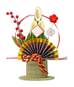 History of Decorations for the Japanese New Year
