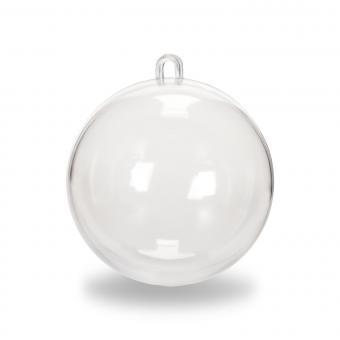 Fillable Plastic Ball Ornament
