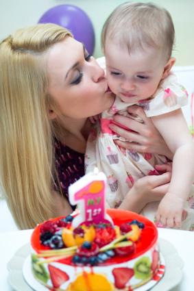 Poems for Baby's First Birthday