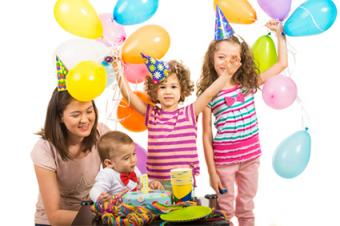 Ideas for Baby's 1st Birthday Party
