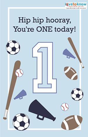 Click to download the sports-themed card.